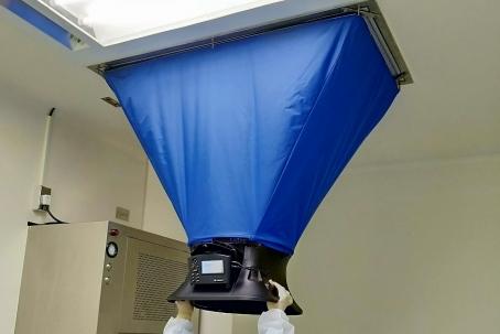 空氣過濾器 風量測試