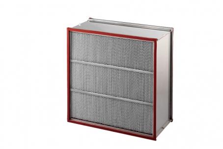 Separator High Temperature HEPA Filter