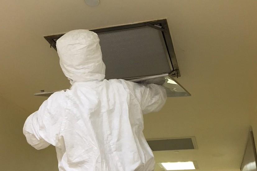 空氣過濾器 維修更換