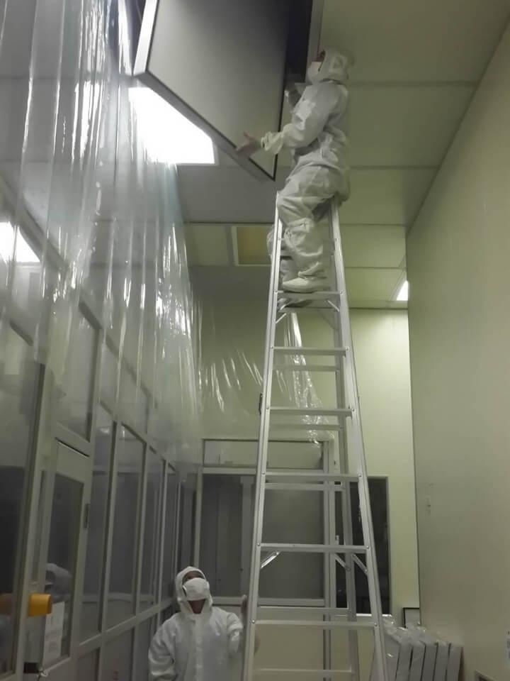 無塵室 規劃施工